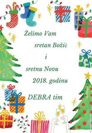 Debra Čestitka